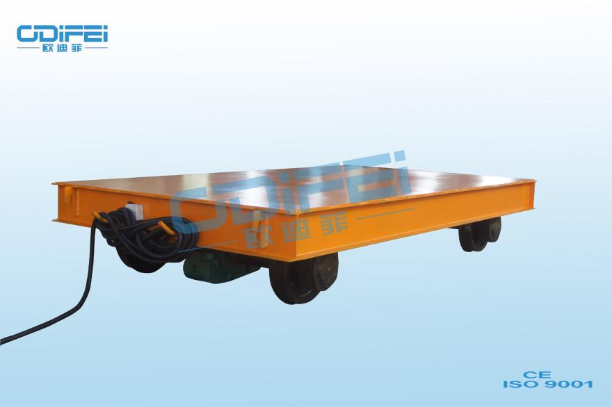 KPT拖缆供电式电动平车